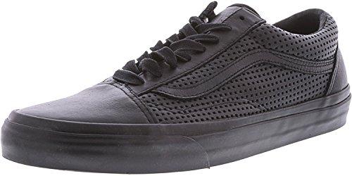 Perf Herren Square Vans Black Old Black Sneaker Sneakers Skool DX q0d66HOUn