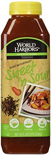 (World Harbors Sauce Sweet 'n Sour -- 16 fl oz)