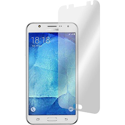 4 x Samsung Galaxy J7 Protection Film Anti-Glare - PhoneNatic Screen Protectors