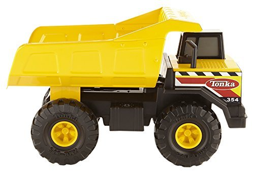 Tonka Steel Mighty Dump Truck by Tonka