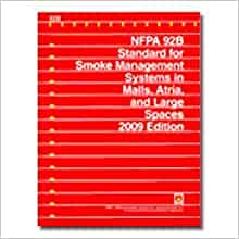 Description of NFPA 92B 1995