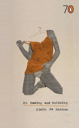 book cover of On Seeing and Noticing