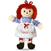 Aurora World Raggedy Ann Classic Doll 16""