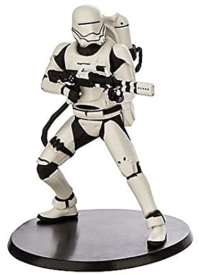 "Disney Star Wars The Force Awakens First Order Flametrooper 3.75"" PVC Figure [Loose]"