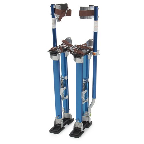 Best Choice Products Drywall Stilts 24-40 Inch Aluminum T...