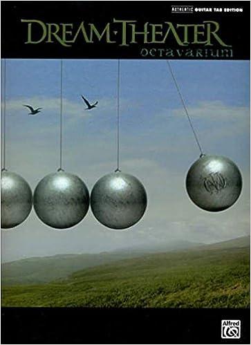 cd octavarium dream theater
