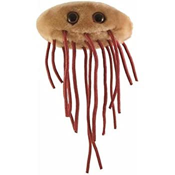 Giant Microbes E. coli (Escherichia coli) Plush Toy
