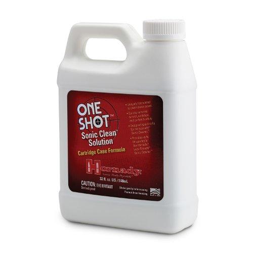 Hornady One Shot Sonic Clean Solution 32 fl, Oz