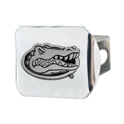Fanmats NCAA University of Florida Gators Chrome Hitch (Mlb Truck Trailer Hitch Cover)