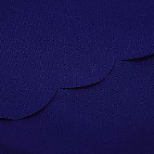 Women's Sleeveless Camisole Tops Fashion HimTak Casual Sleeveless Lace Hem Cropped Top by HimTak (Image #4)
