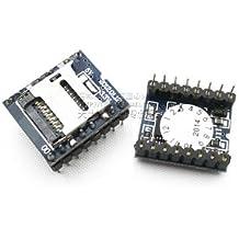 GUWANJI 1Pcs WTV020-SD-16P U-disk Audio SD Card Voice Sound Module