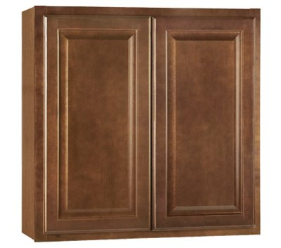 RSI HOME PRODUCTS SALES CBKW3030-COG Cafe Finish Assembled Wall Cabinet, 30'' by 30'' by 12''