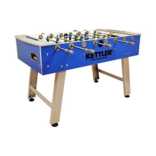 Kettler Cavalier 58 in. Outdoor Foosball Table from Kettler