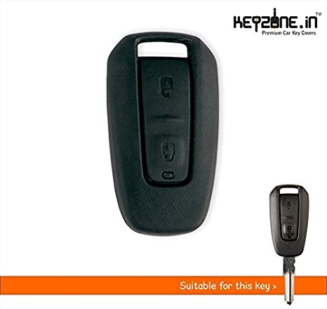 keyzone tata button replacement front key shell