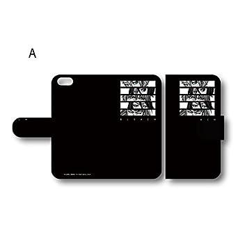 2ff4b485c2 Amazon.co.jp: BLEACH 手帳型スマホケース (iPhone6Plus/6sPlus/7Plus ...