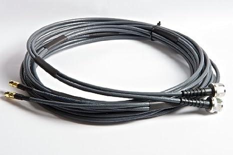 Bidatong Twin cable coaxial 2 m para LTE MIMO antenas ...