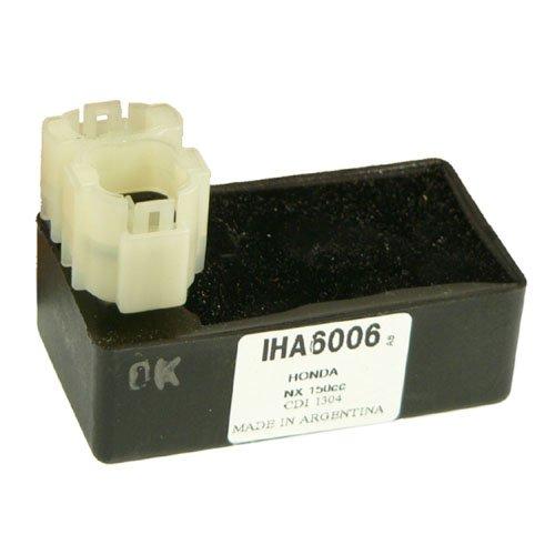 6 Cdi Module for Honda Motorcycle NX125 1988 1989 1990 88 89 90 124CC /30410-KY7-000 CF512D ()