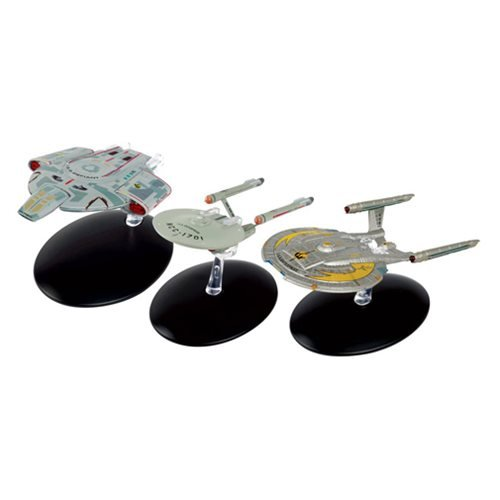 Eaglemoss Star Trek The Official Collection Starships Set #5: Mirror Universe Replica - Ships Mirror