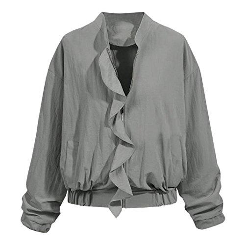 Ruffle Tweed Jacket - 4