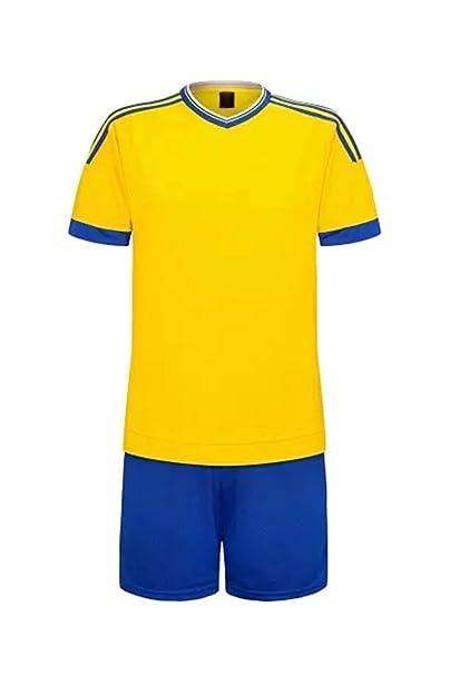 XFentech Niños y Adultos Hombre Camisas de Manga Corta Ropa Deportiva  Desgaste de la Competencia  Amazon.es  Ropa y accesorios 621284866cf68
