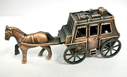 stage-coach-with-horse-die-cast-metal-collectible-pencil-sharpener