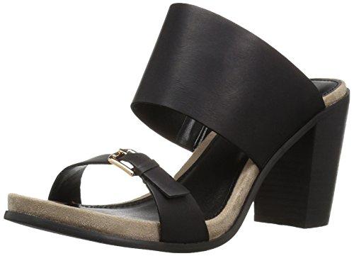 Delle Volatili Calabrone Sandalo Molto Nero Tacco Donne TAwwH4pqPx