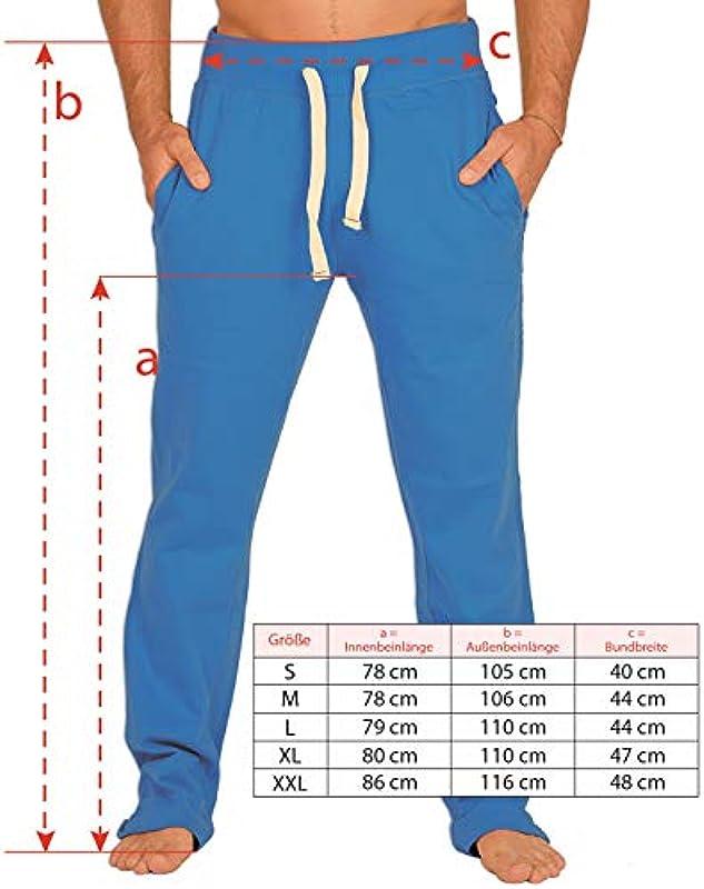 Wygodne spodnie męskie spodnie do joggingu z logo beale Street – do uprawiania sportu i noszenia w czasie wolnym – Sweat – kolor: turkusowy: Odzież