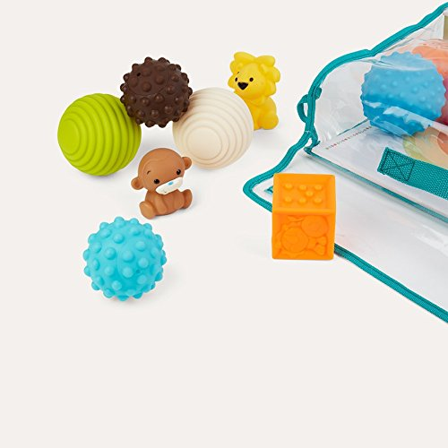 Set de estimulaci/ón para bebes Infantino 005373