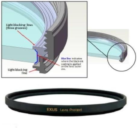 Marumi 95 mm EXUS Lens Protect Filter for Camera
