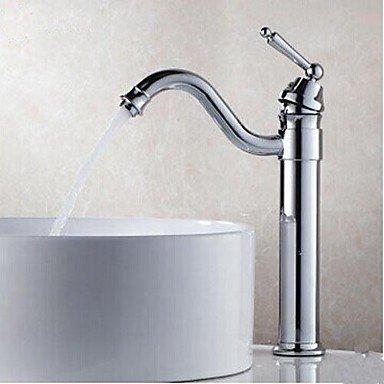 Y&M Faucet£¬ Contemporary Centerset bathroom sink faucets single hole Chrome browser
