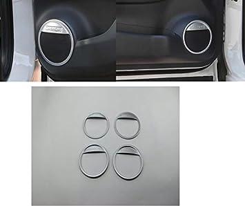 Nissan ZUBEH/ÖR Qashqai 2014 2015 2016 MATT Chrom Blende F/ÜR BECHERHALTER GLASHALTER Tuning CHROMBLENDE