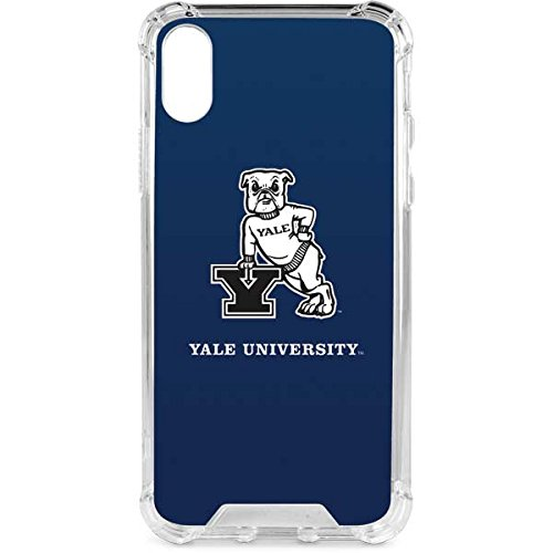 YALE University iPhone X Case - YALE Bulldogs | Schools X Skinit LeNu Case (Cover Yale)