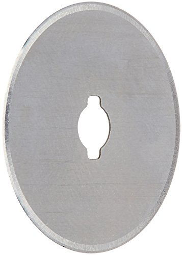 Clover 28mm Rotary Cutter Blades 5 pieces per pack