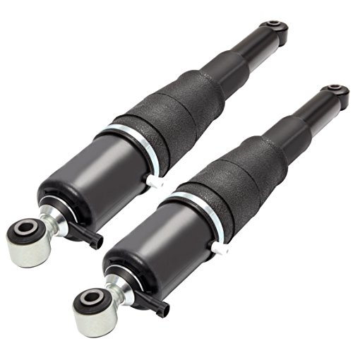 Air Suspension Strut Shock Kits Replacement Rear Pneumatic Struts Shocks Assembly Absorber Airmatic kit ECCPP for 2000-2011 Cadillac Escalade/ 2000-2011 Chevrolet Avalanche/ 2000-2011 GMC - Suburban Air Suspension