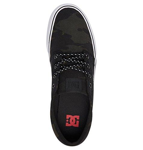 Black Se Tx Kco Men's Trase Camo Shoes Black DC Shoes Skateboarding xqOHSS