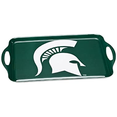 NCAA Michigan State Spartans Melamine Serving Tray