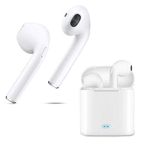 Auriculares Bluetooth In-Ear Mini auriculares inalámbricos TWS con antirretorno Bluetooth,Auriculares estéreo para