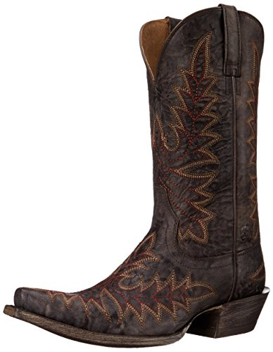 Caffè Di Boot Cowboy Occidentale Di Ariat Womens Brooklyn