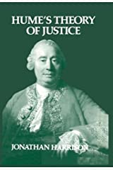 Hume's Theory of Justice by Jonathan Harrioson (1981-03-05)