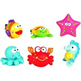 Elegant Baby Lagoon Party Squirties Packed in a Vinyl Carrying Case., Baby & Kids Zone