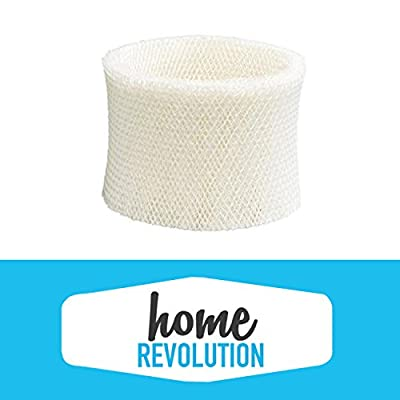 Holmes HWF62 Home Revolution Brand Humidifier Wick Filter, Compare to Holmes Part # HWF62, HWF62D, HWF-62