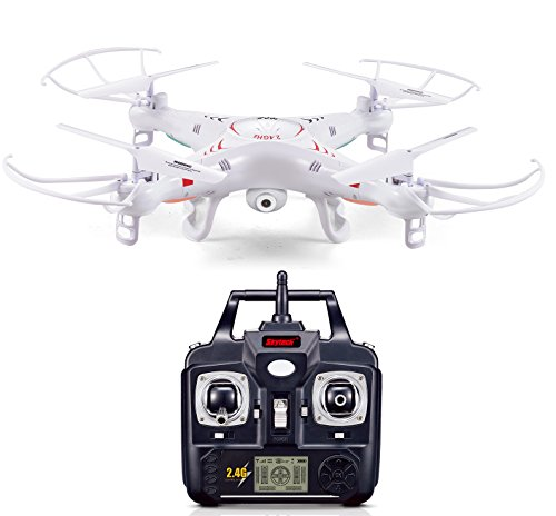 Ionic 2.4Ghz 6-Axis Remote Control Quadcopter Drone with 2.0