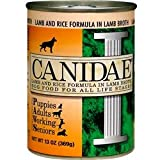 Canidae Lamb and Rice Canned Dog Food Case 13oz