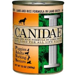 Canidae Lamb and Rice Canned Dog Food Ca - Canidae Dog Conditioner Shopping Results