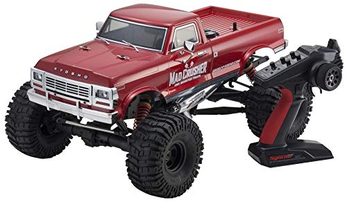 Mad Crusher 1:8-Scale Nitro Monster Truck