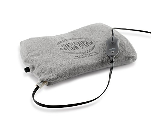 Sunbeam 300-000 Back Contouring Heating Pad with Lumbar Support (Sunbeam Flexible Heating Pad)