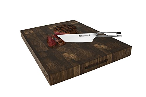 Cangshan 1022360 Walnut End-Grain Cutting Board,16 x 22 x 2'', Crafted in USA by Cangshan (Image #3)