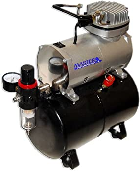 Master Airbrush Multi-purpose G22 Airbrush Kit With Airbrush Depot Compressor