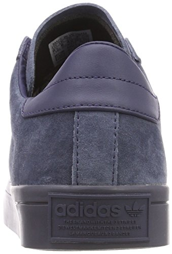 Blue Adidas Homme 0 Originals Courtvantage trace Baskets trace Blue Bleu Fa8qa