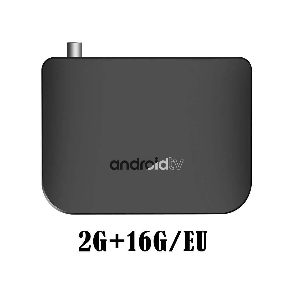 M8S Plus DVB-T2 S905D 1G + 8G / 2G + 16G Android 7.1 4K HD Reproductor TV Box Network Oshide
